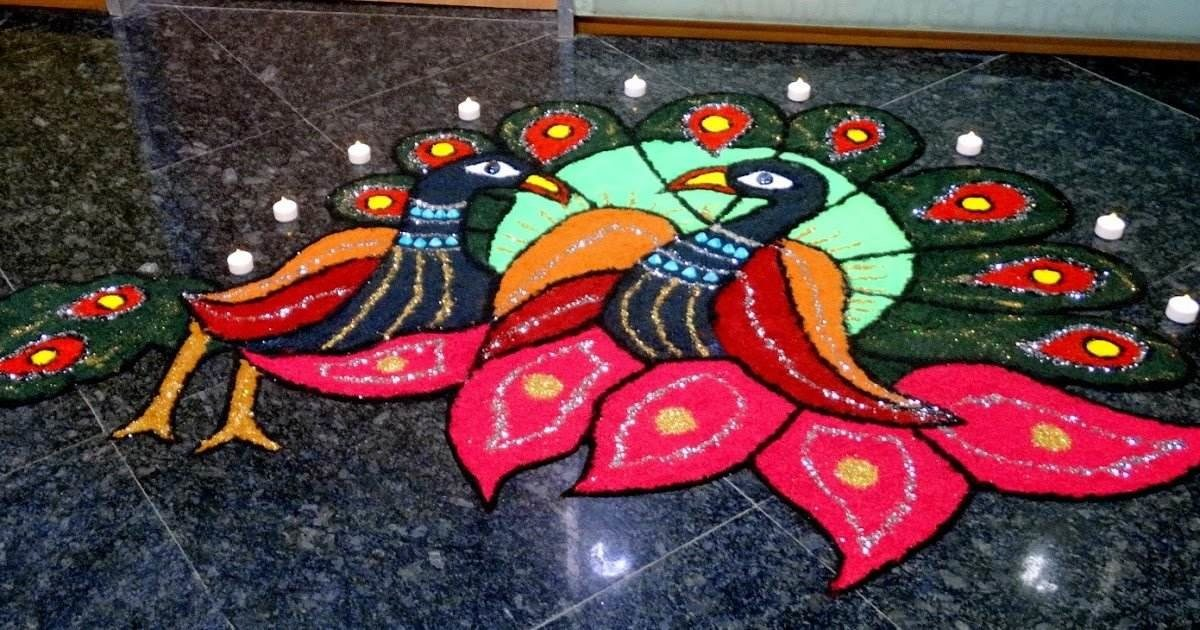 Diwali Decoration Ideas for Living Room