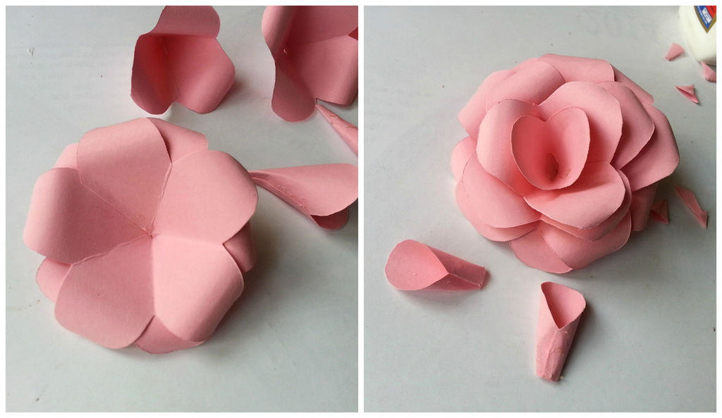 Diy Paper Flowers 8 Easy Steps To Do It Yourself The Indian Expert