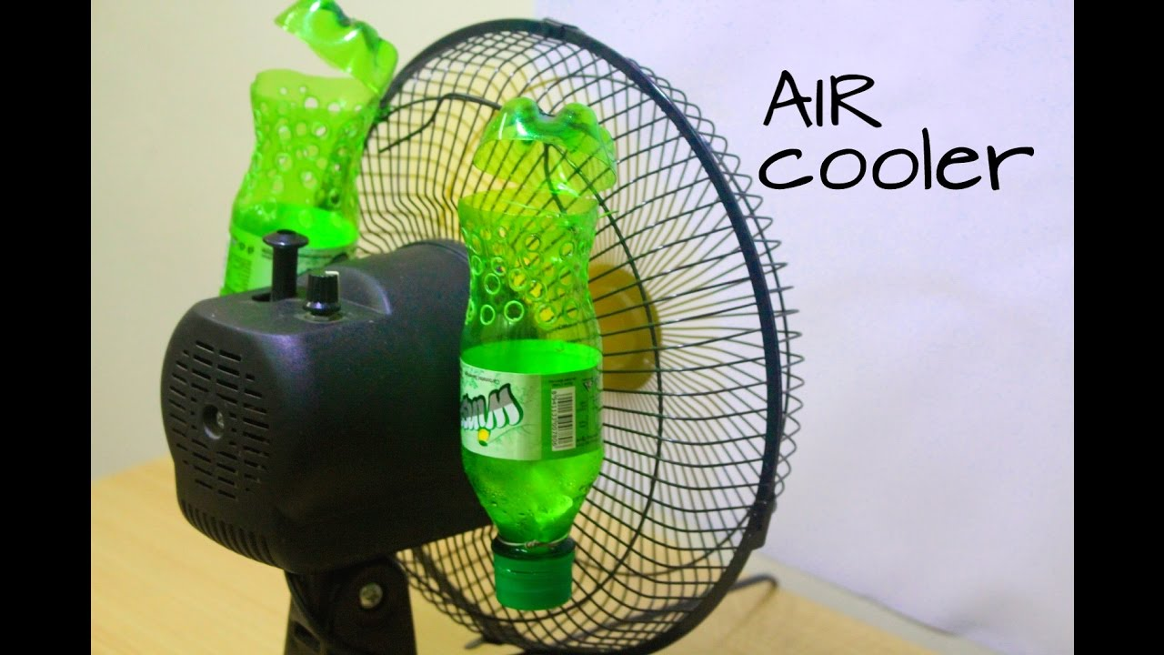 DIY Air Cooler