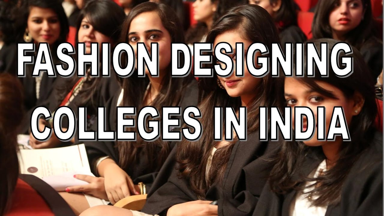 top 5 fashion designing institutes in india
