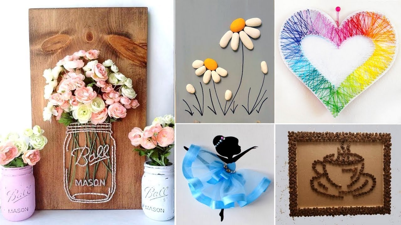 DIY Crafts For Adults – Helpful and Useful Craft Ideas For You ...