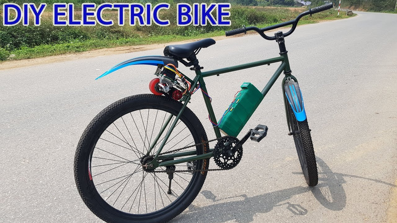 DIY Electric Bike