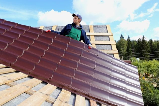 DIY Metal Roofing