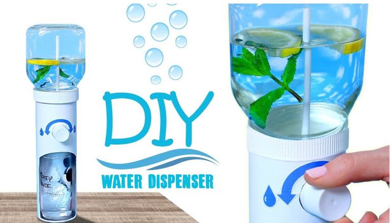 DIY Water Dispenser