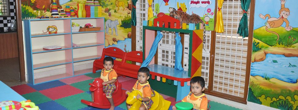 Montessori Schools in Banglore