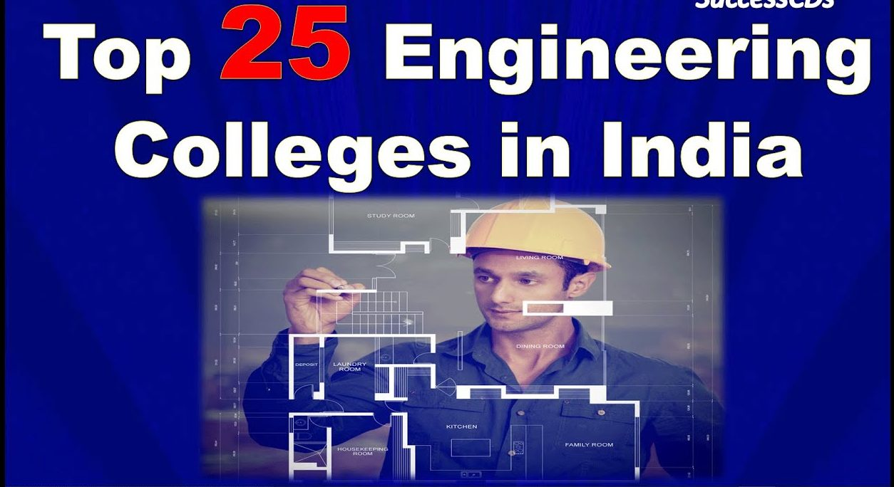 Top 25 Engineering Colleges in India