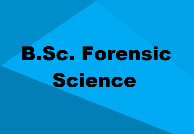 forensic science colleges in kerala