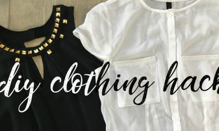 DIY Clothes Hacks