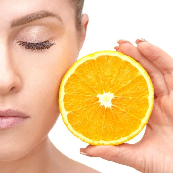 DIY VITAMIN C MASK