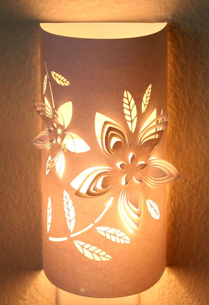 DIY Night Lamp