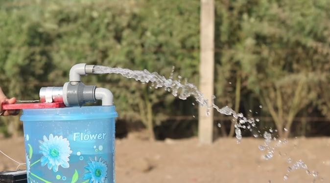 DIY Water Pump