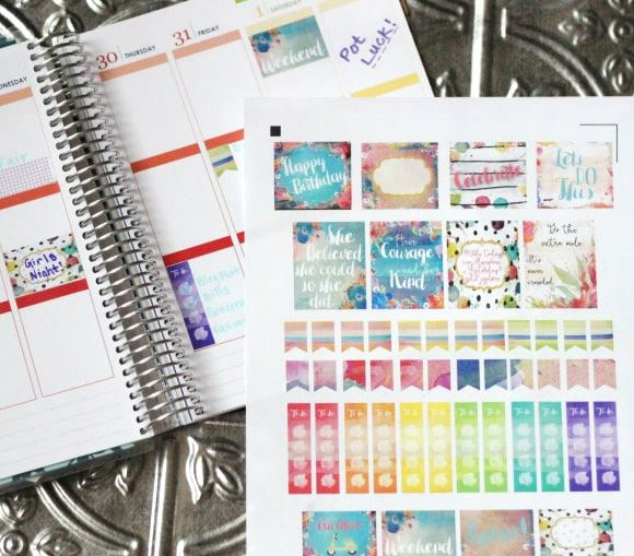 Affordable DIY Planner Supplies And Accessories