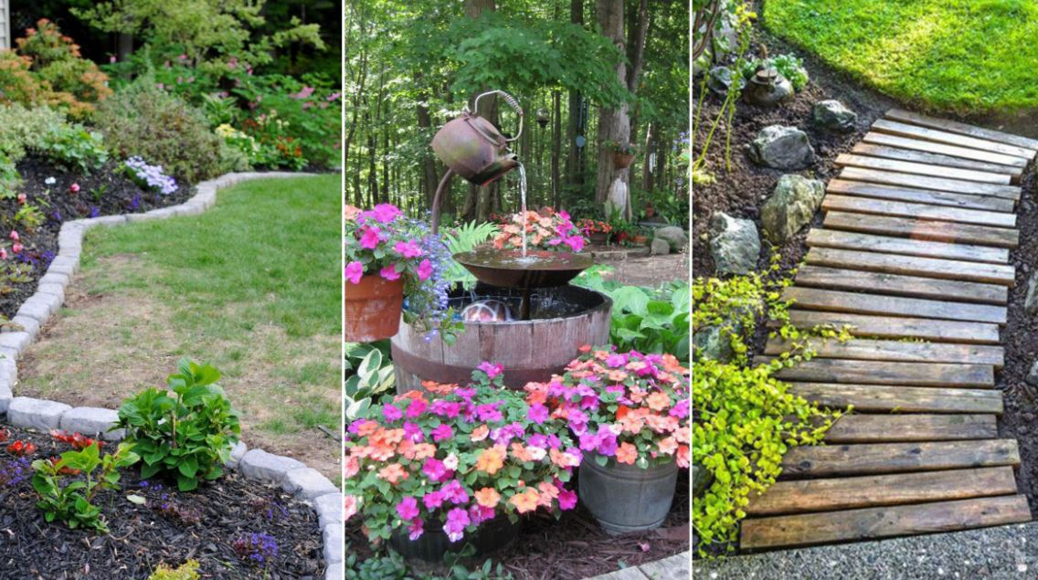 Affordable DIY Landscaping Ideas