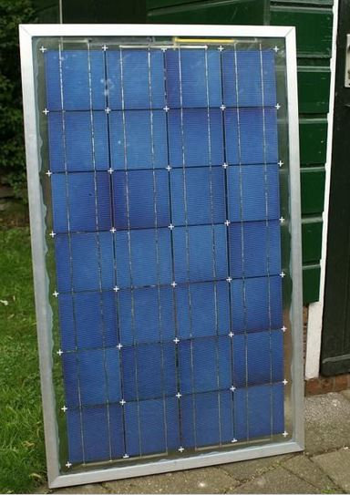 DIY Affordable Solar Frames