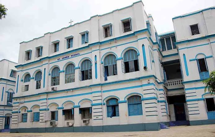 St. James School Kolkata Nursery Admission 2020-21