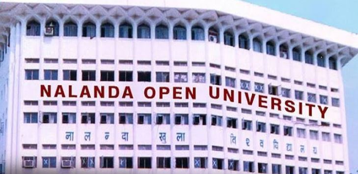 Nalanda Open University B.Ed Admission 2019