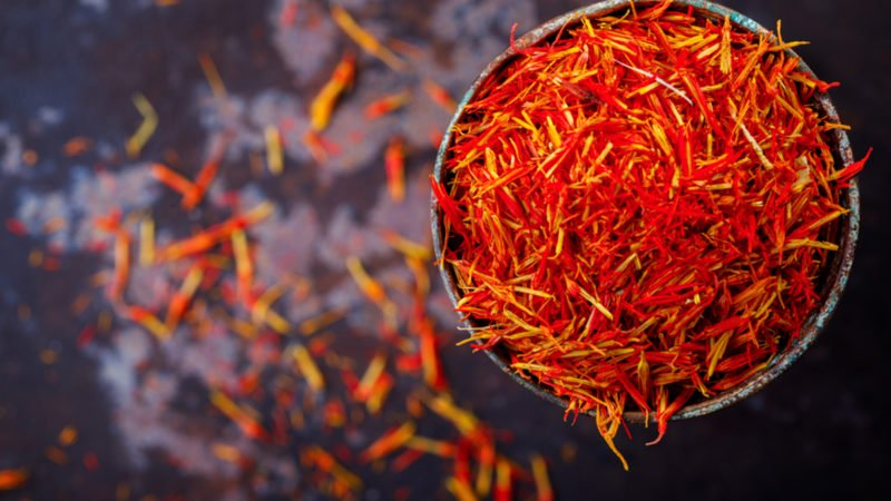 Top 5 Saffron Producing Countries