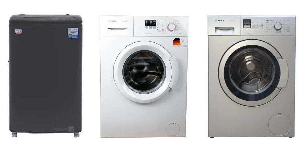 Top 5 Washing Machine Brands in India