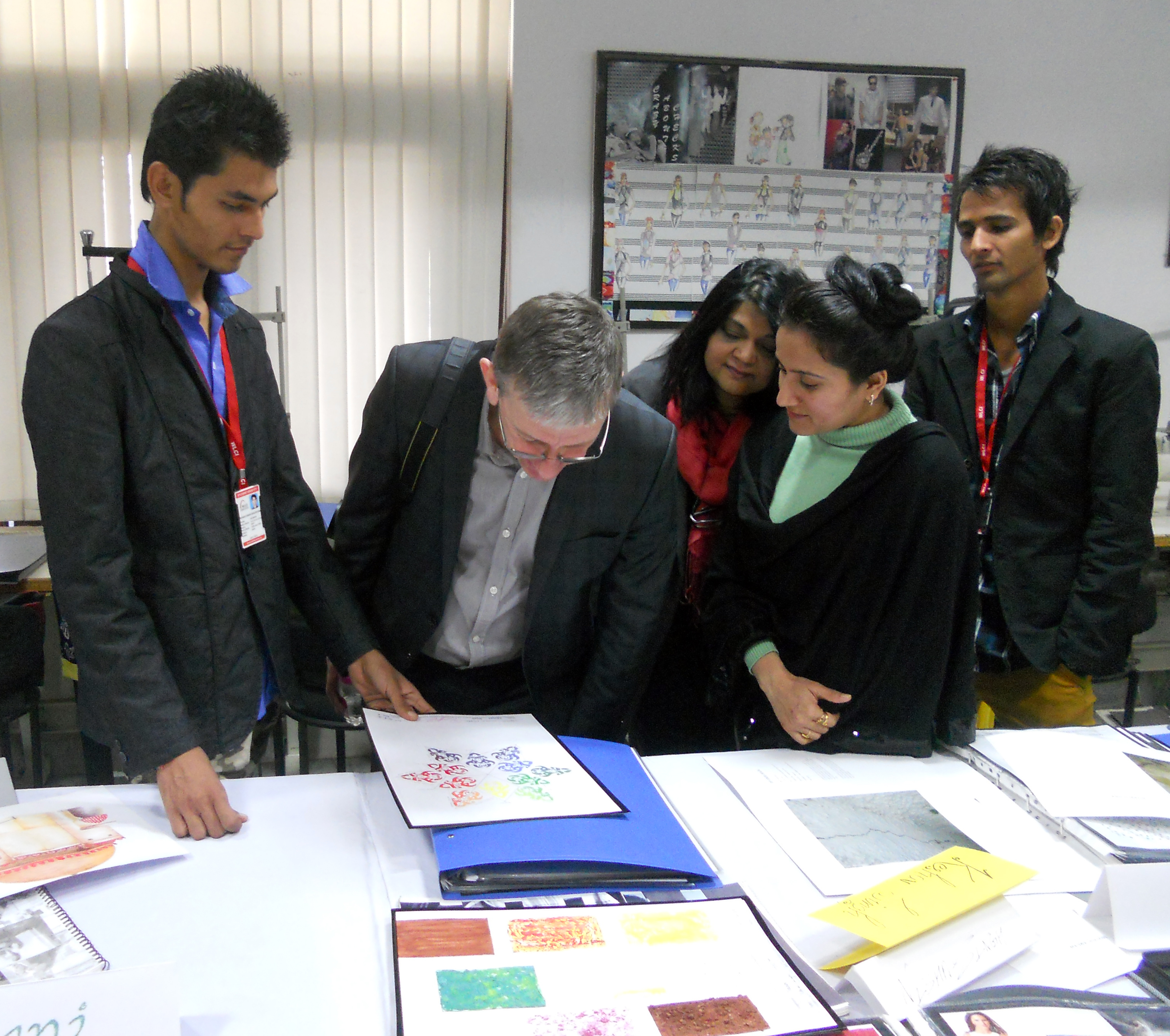 Fashion Designing Colleges in Bangalore