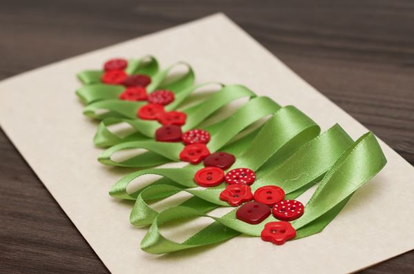 Christmas Card Making For Schools