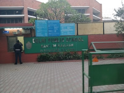 DPS East Of Kailash Admission 2020-21