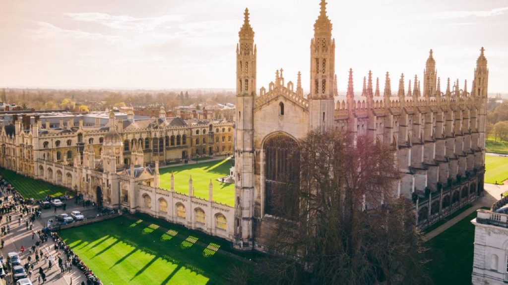 Cambridge University Admissions
