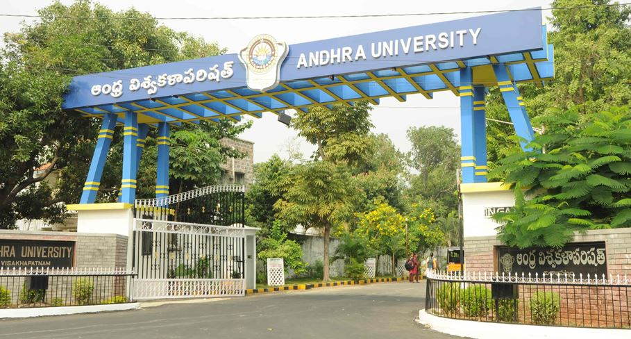 Andhra University Directorate of Admissions